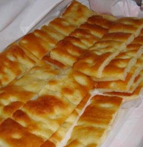 focaccia genovese gluten free