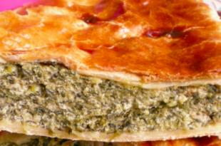 rustico spinaci