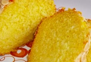 plumcake alla panna senza glutine