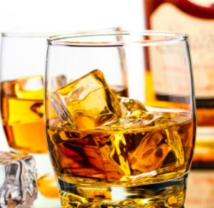 whiskey glutine