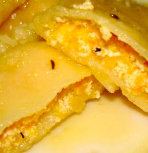 ravioli zucca