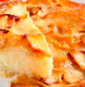 torta senza farina mele