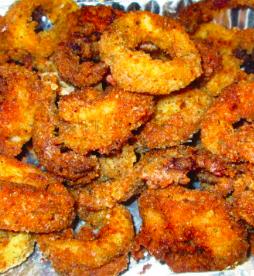 calamari panati no glutine