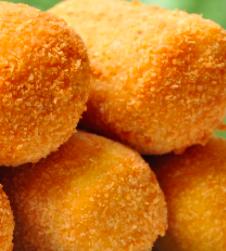 crocchette di patate senza glutine