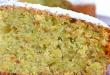 torta dolce zucchine