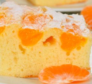 torta mandarini