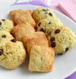 biscotti yofurt