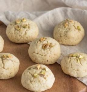 biscotti pistacchio senza glutine