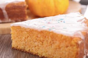 torta soffice zucca