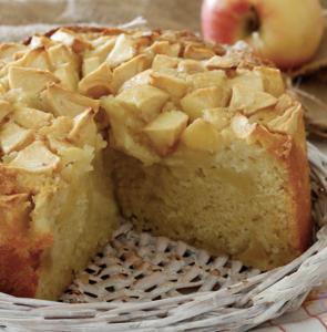 senza glutine torta mele