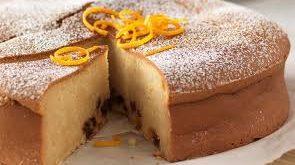 torta fagioli senza glutine