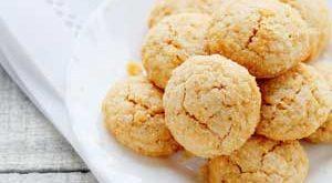 biscotti alle mandorle senza glutine