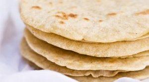 tortillas senza glutine